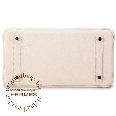 Hermes Birkin 30 Craie