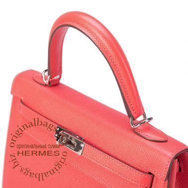Hermes Kelly 25 Rose Jaipur