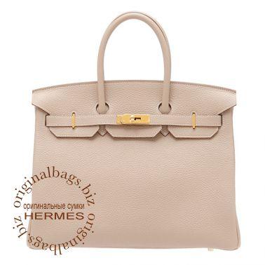 Hermes Birkin 35 Argile