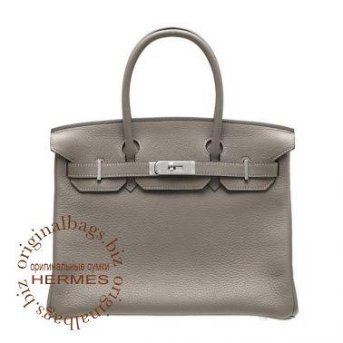 Hermes Birkin 30 Etain