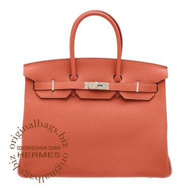 Hermes Birkin 35 Rosy
