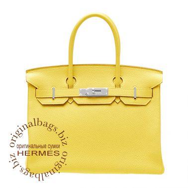 Hermes Birkin 30 Soleil