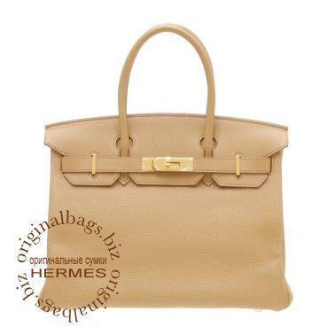 Hermes Birkin 30 Tabac Camel