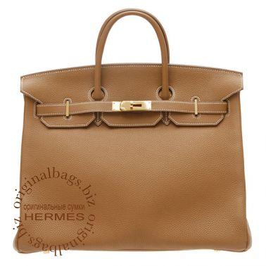 Hermes Birkin 40 Gold