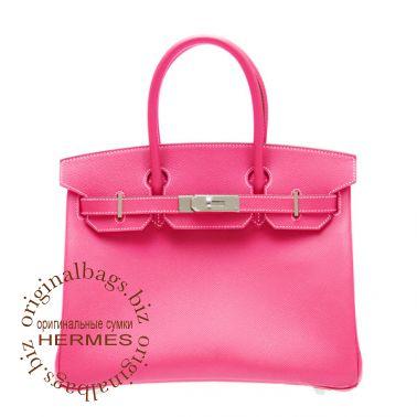 Hermes Birkin 30 Candy Rose Tyrien
