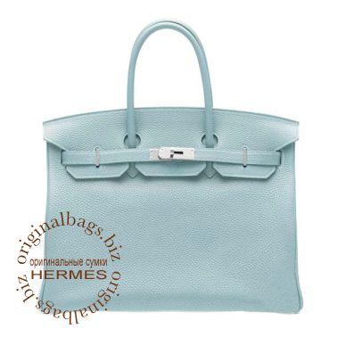Hermes Birkin 35 Ciel