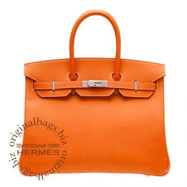 Hermes Birkin 35 Feu