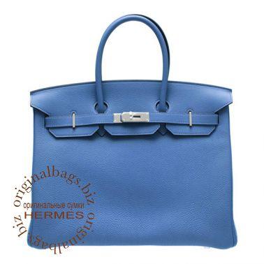 Hermes Birkin 35 Mykonos