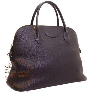 Hermes Bolide 37 Black