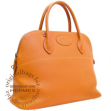 Hermes Bolide 37 Orange.