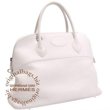Hermes Bolide 37 White.