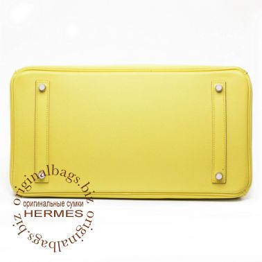 Hermes Birkin 35 Soufre