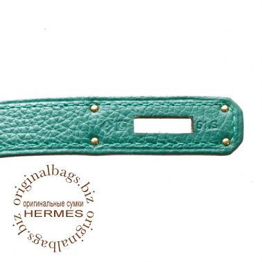 Hermes Kelly 35 Malachite