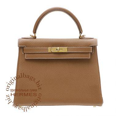 Hermes Kelly 28 Gold