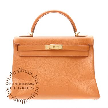 Hermes Kelly 32 Orange