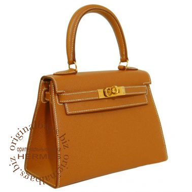 Hermes Kelly 20 Gold