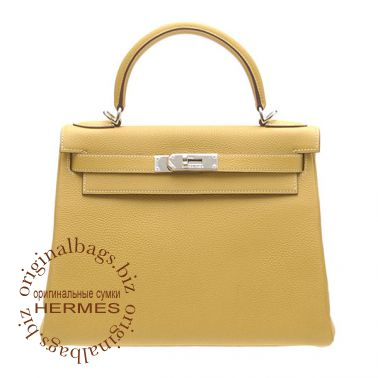 Hermes Kelly 28 Curry