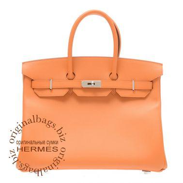 Hermes Birkin 35 Mango
