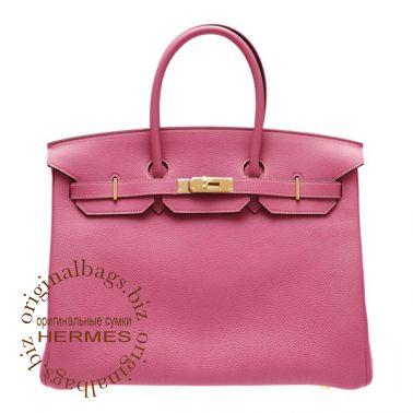Hermes Birkin 35 Tosca