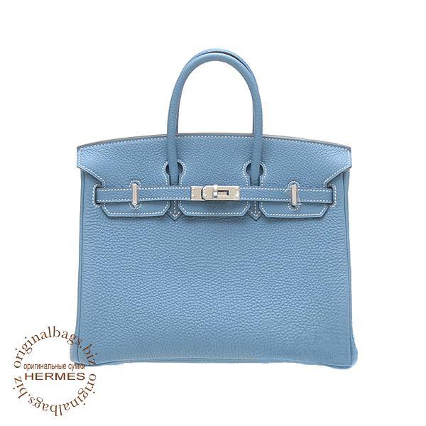 сумка Birkin оригинал : Hermes birkin blue jean
