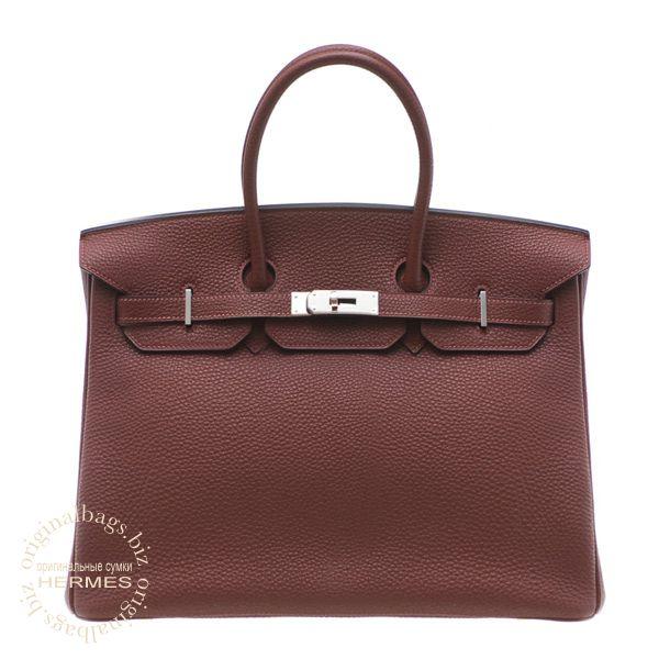 сумка Birkin оригинал : Hermes birkin rouge h