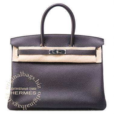 Hermes Birkin 35 Prunoir