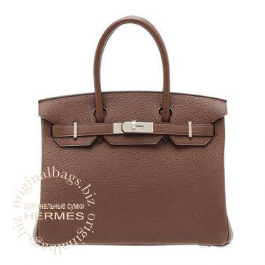 Hermes Birkin 30 Brulee