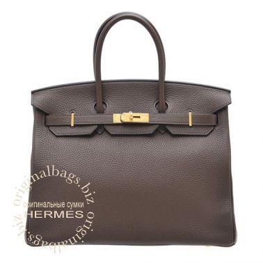 Hermes Birkin 35 Cacao