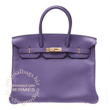 Hermes Birkin 35 Iris