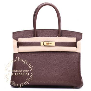 Hermes Birkin 30 Cacao