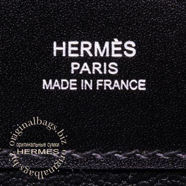 Hermes Kelly Cut Black