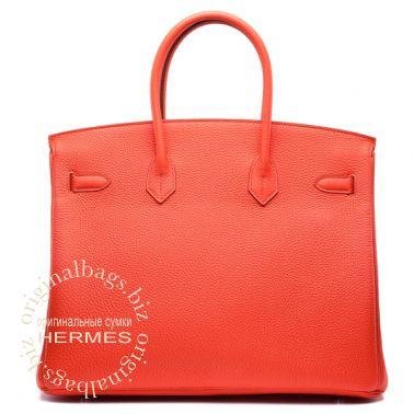 Hermes Birkin 35 Capucine
