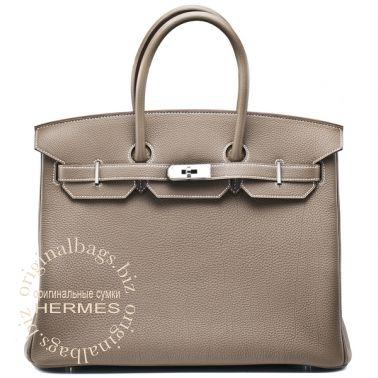 Hermes Birkin 35 Etoupe