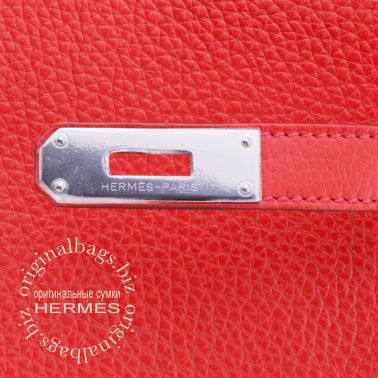 Hermes Kelly 35 Rouge Casaque