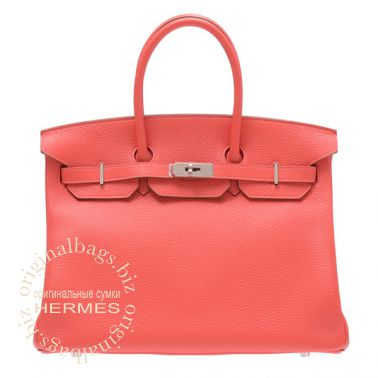 Hermes Birkin 35 Rose Jaipur