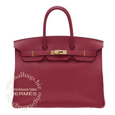 Hermes Birkin 35 Ruby