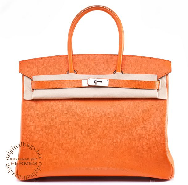 e97b5df9b60a Hermes Birkin 35 Orange