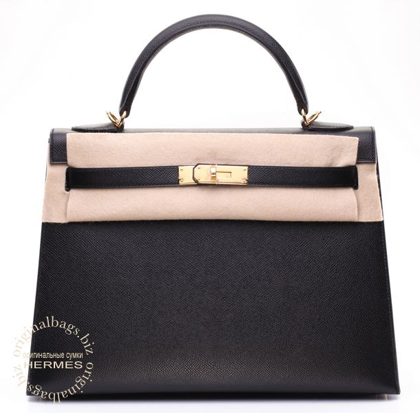 52fb2fda3fd4 Hermes Kelly 32 Black