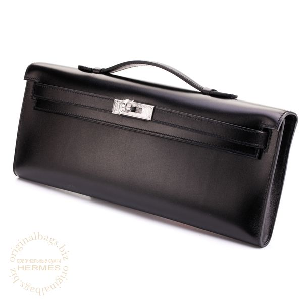 09ec0562fe83 ... Hermes Kelly Cut Black ...