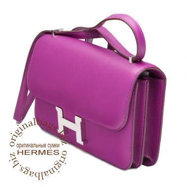 Hermes Constance Elan 25 Anemone