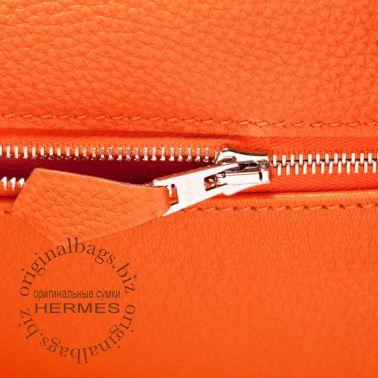 Hermes Kelly 32 Orange