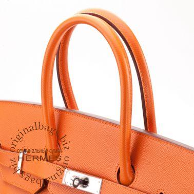 Hermes Birkin 35 Orange
