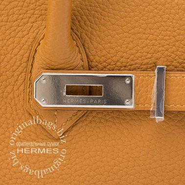 Hermes Birkin 35 Caramel