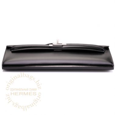 Hermes Kelly Cut Black