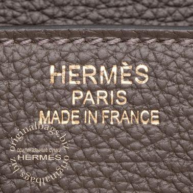 Hermes Birkin 35 Ecorce