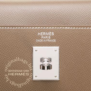 Hermes Kelly 35 Etoupe